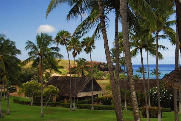 Kaluakoi Condo, Island of Molokai, Hawaii