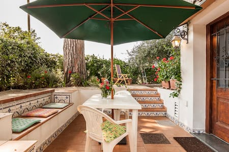 Cosy apartment in the garden - Gaeta
