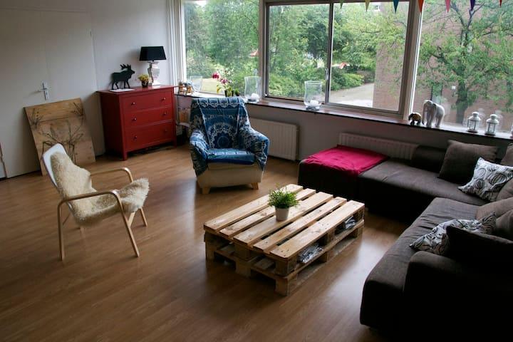 Nice spacious apartment Utrecht - Utrecht - Apartment