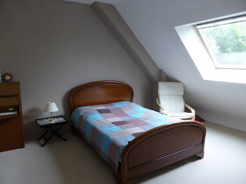 Chambre proche Rennes