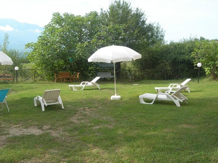 Villa Italia: Casa Vacanze la quercia
