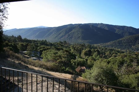 Awesome Views from CV Guest House - Carmel Valley Village - House