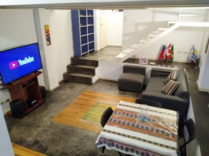 BEAUTIFUL LOFT Best Location Buenos Aires Downtown