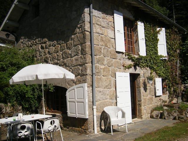 Belle petite maison en pierre - Tence - Talo