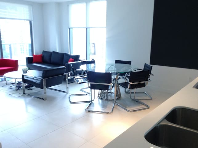 Brickell 2bed,2 bath - Miami - Apartmen