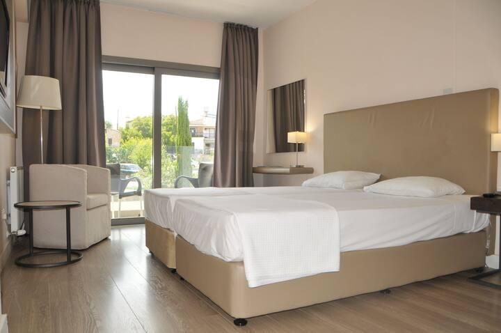 R 253 Boutique Hotel luxury Paphos Classic Double Room Village Views Incl Breakfast