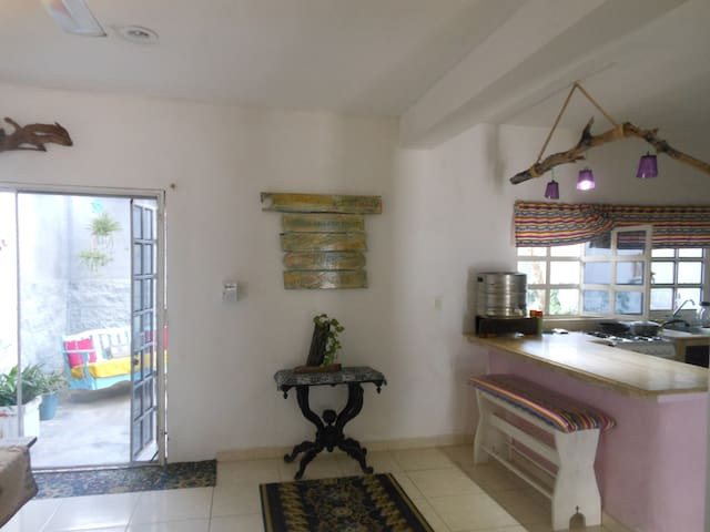 WHOLE HOUSE TO YOURSELF - Cancún - Huis