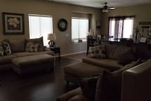 Johnson Ranch Winter Home