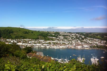 Devon apartment with stunning views - Kingswear