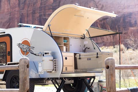 Red Rock Teardrop Trailer #5
