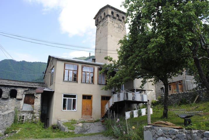 Ketevan Niguriani Guest House