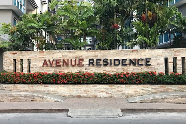 Avenue Residence - central location/super Wi-Fi