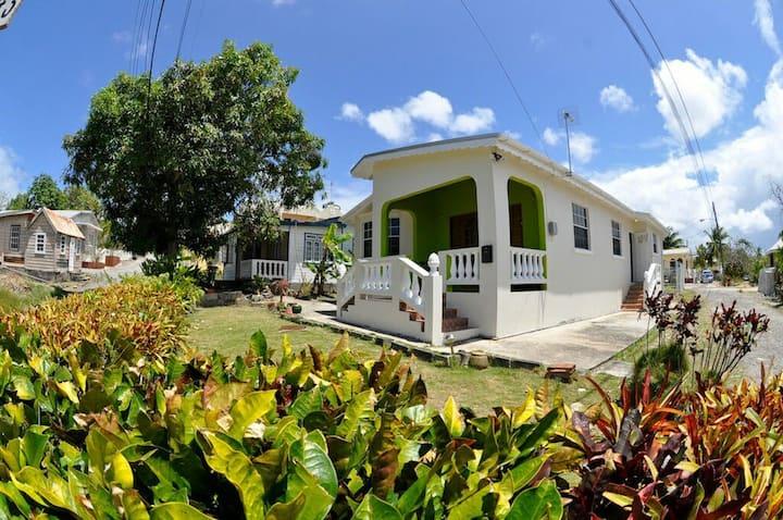 """""""Barbados Holiday Villa"""""""