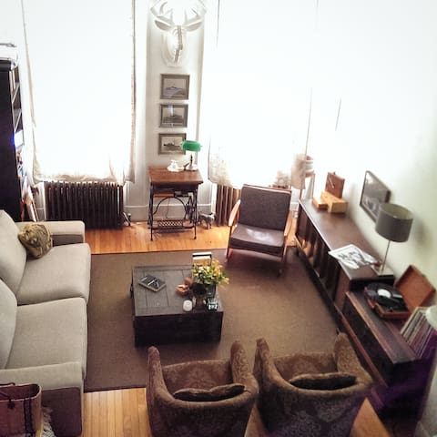Bella Vista Studio Loft Apt - Filadélfia - Apartamento
