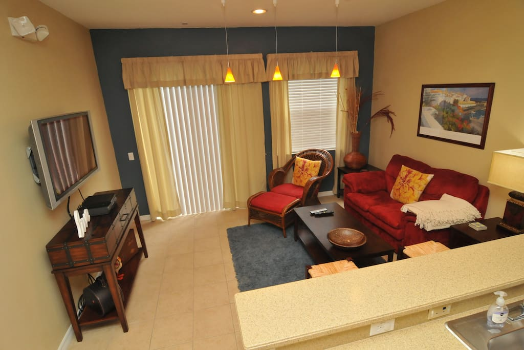 3/3 Villa Disney World, wifi, pool