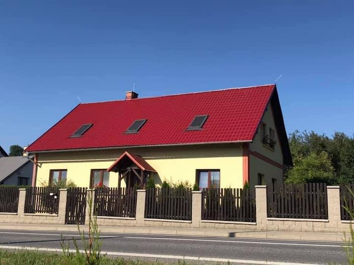 Apartmán v Českém ráji