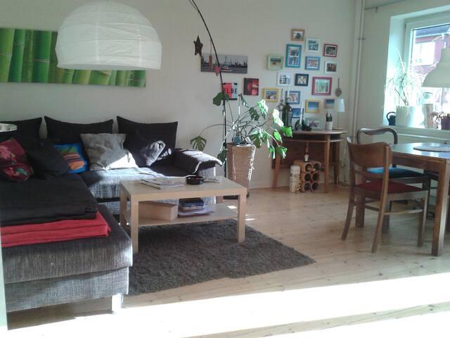 Gemütliche Wohnung in Hamburg - Hamburg - Casa