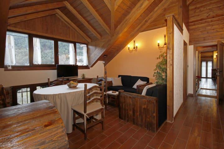 casa rural perico apartamento cambolino