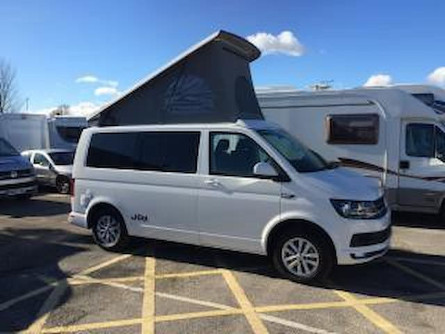 Isla - 2018 VW T6 Campervan