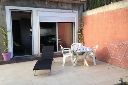 Appartement avec vue et terrasse - Aspremont
