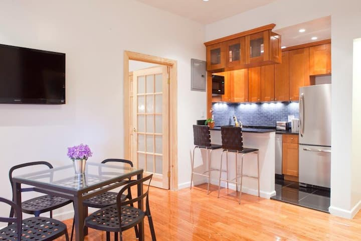*WINDSONG* Serene 1 BR in Townhouse near Park