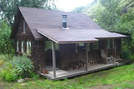 Charan Springs Farm Forest Cabin - Cambria - Cabane