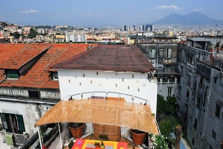 B&B Corsonapoleone 2 |Attic historic center Museum - Naples