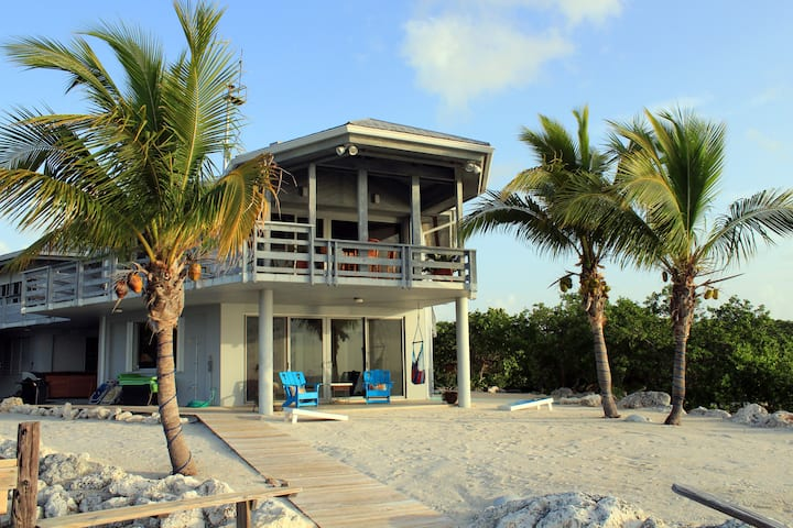 Private, Oceanfront Beach Property