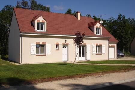 Chambre 1 chez l'habitant - lamotte beuvron - House - 0