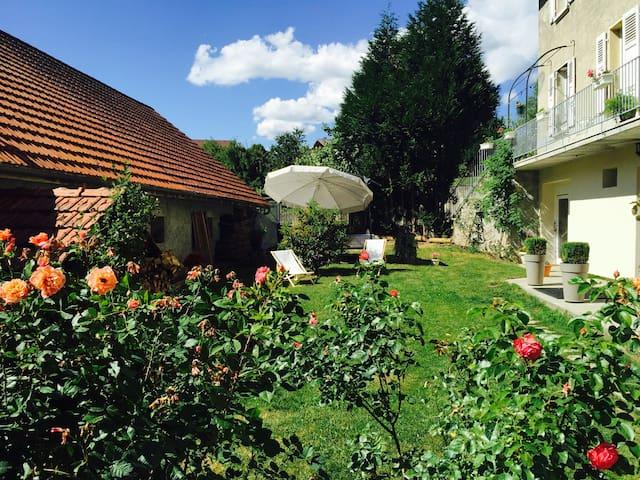Belle campagne proche de Genève - Faucigny - Apartamento
