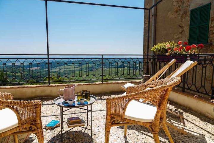 Residenza In cerca d'Autore - Montepulciano - Haus