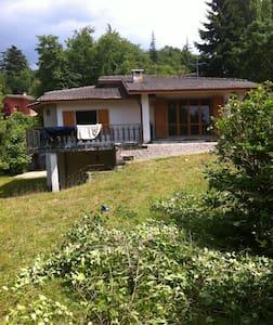 Magnifica residenza Lago di Garda - San Zeno di Montagna - Huvila