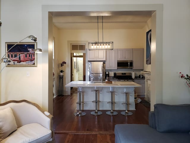 Luxury Apartment in historic Bywater