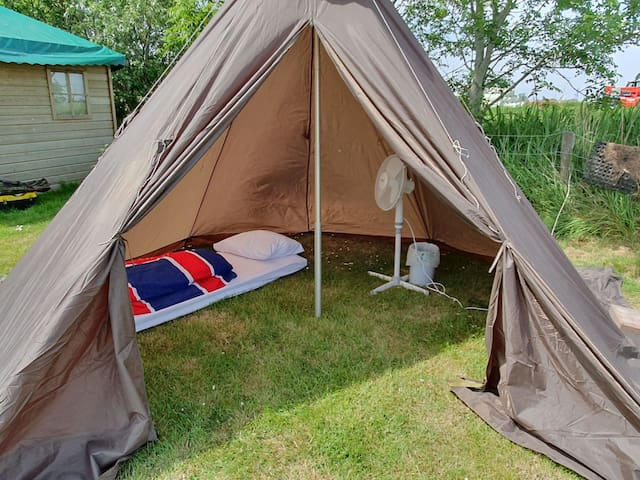 Tipi tent Camping Sotterum