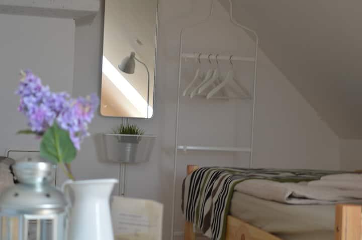 Tourist Farm Storman - Romantic attic double room
