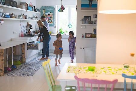 Świetne mieszkanie we Wrocławiu - วรอตซวาฟ - อพาร์ทเมนท์