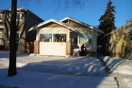 Edmonton - Ház