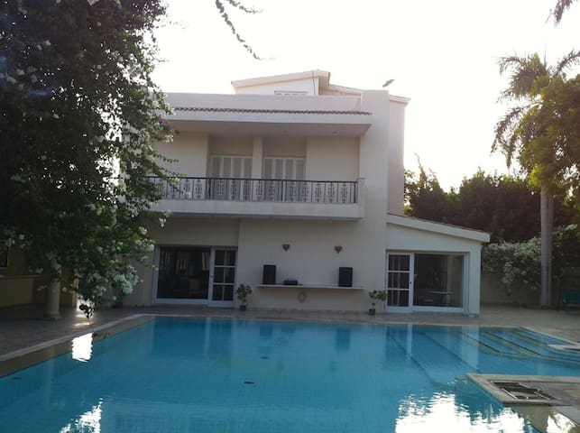 Lovely Villa with Swimming Pool & Garden
