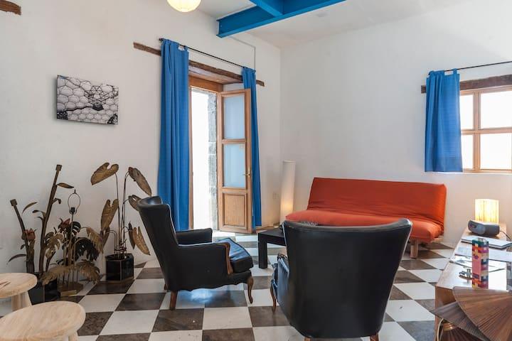 Graciously interior designed