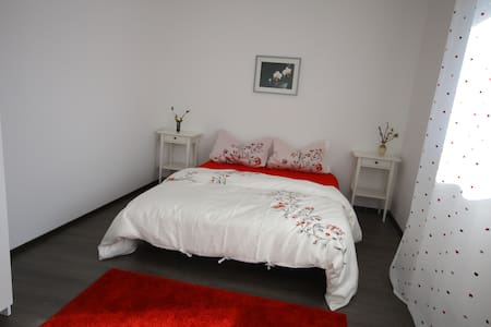 Quiet apartment in East Hamburg - Reinbek - Pis