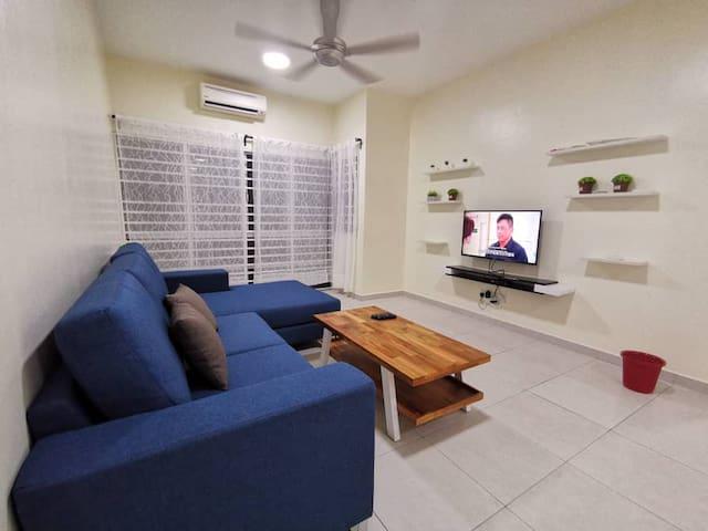 Sekinchan Kent's Homestay with WiFi 1