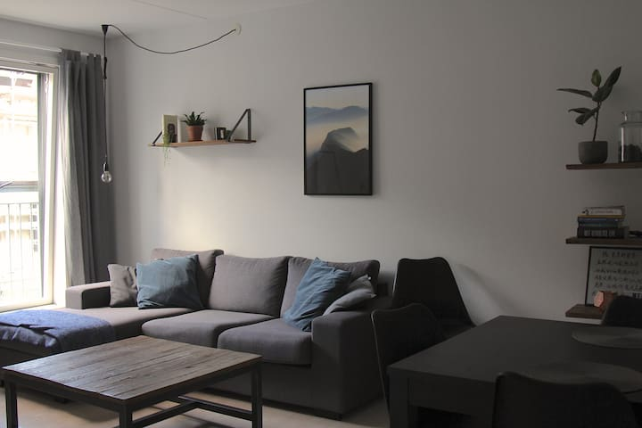 Cosy and modern apartment for two