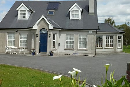 Twin room + bathroom with breakfast - Ballincar