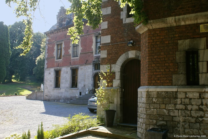 Chateau de Tihange (right wing)