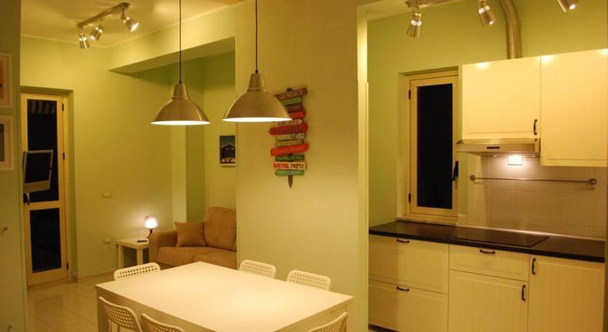Appartamento nuovo a 5 minuti da Palinuro - Centola - Byt