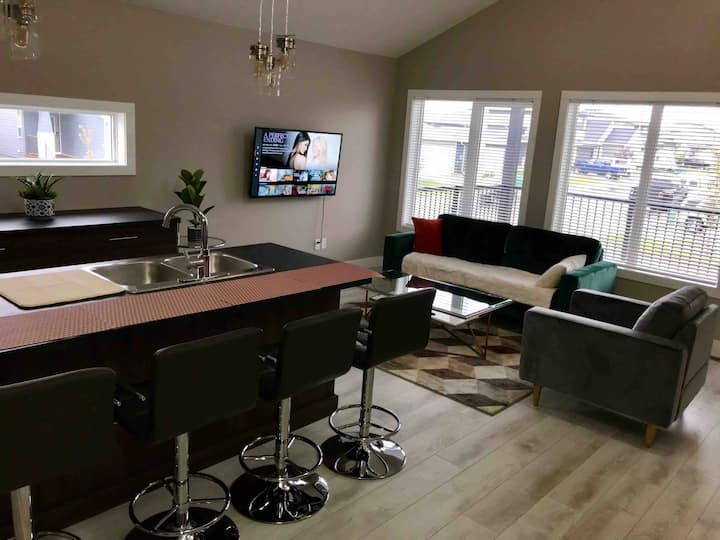 Brand New Two Bedroom Suite in The Crossings