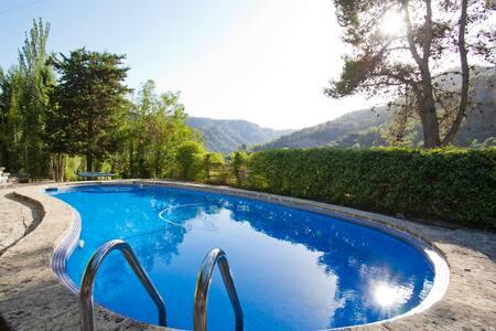 Villa mágica en plena Tramuntana - Illes Balears