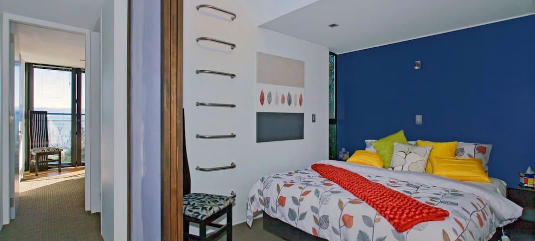 Bedroom 2 as a king