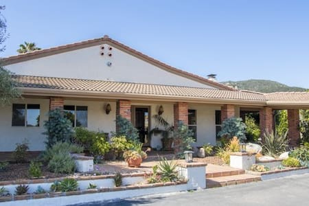 Mary's Hilltop Retreat ,the Tuscany of Jamul - Jamul