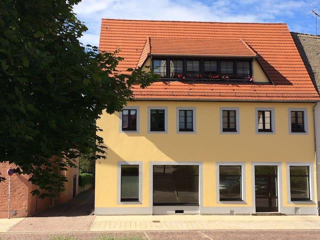 Ferienwohnung im Herzen Sachsens - Oschatz - (ไม่ทราบ)